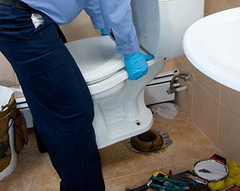 toilet repair in toledo oh